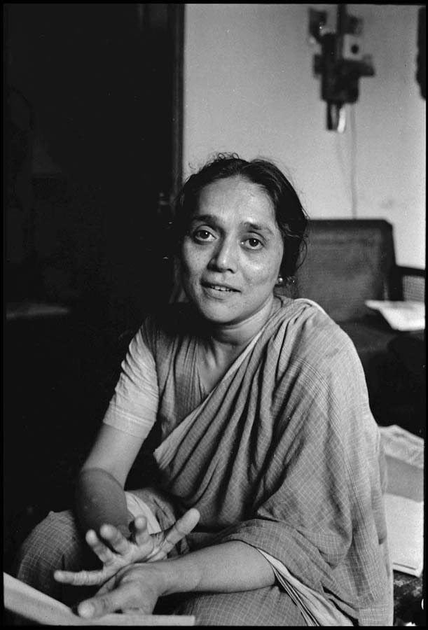 Meera Mukherjee, Calcutta, 1969
