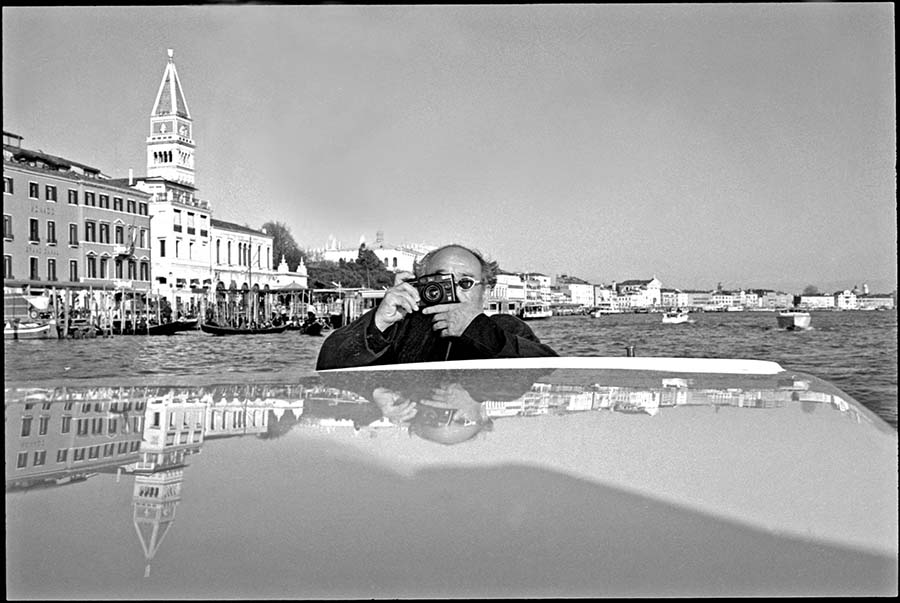Nobuyoshi Araki, Venice, 2002