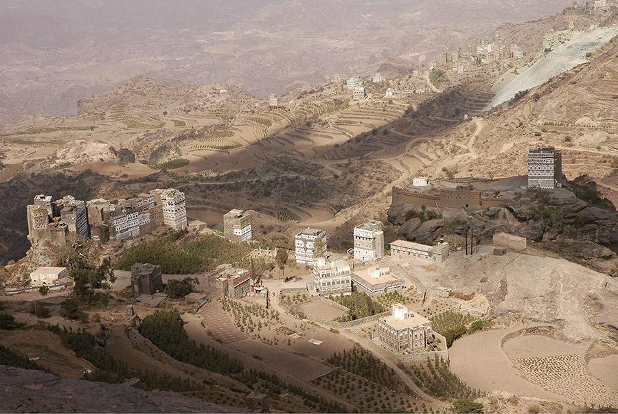 Near Manaka, Yemen, 2006