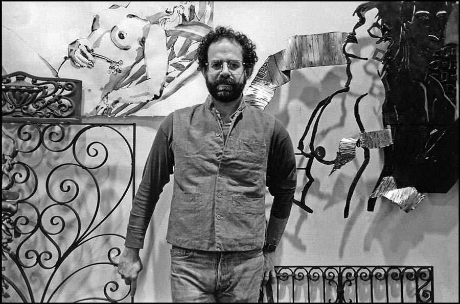 Bob Kushner, New York, 1987