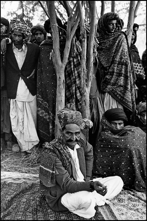 Muslim wedding, Kutch, Gujarat, 1978