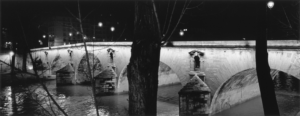 Pont Marie taken from Quai Bourbon on Ile Saint Louis, 2002