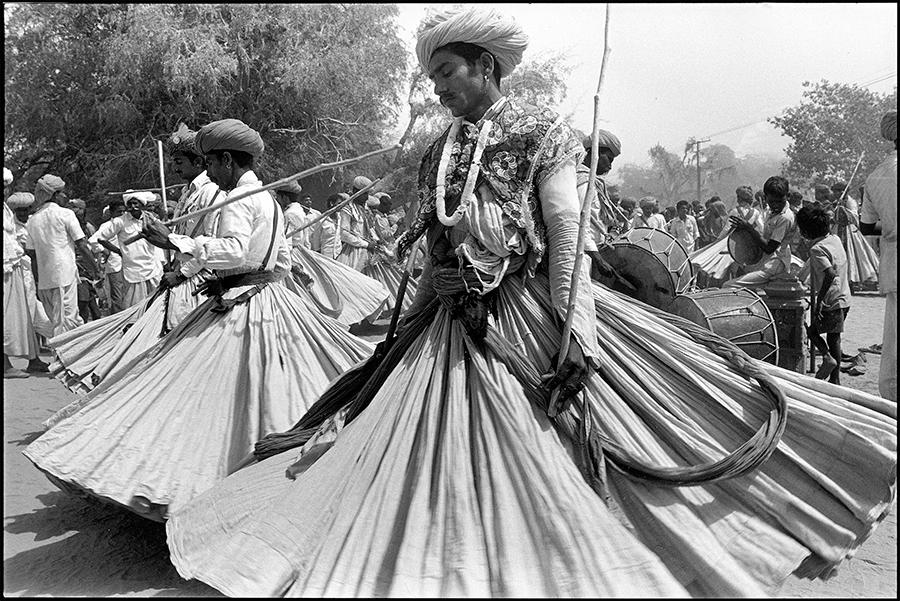 Sita Devi Fair, Kanana, Rajasthan, 1988