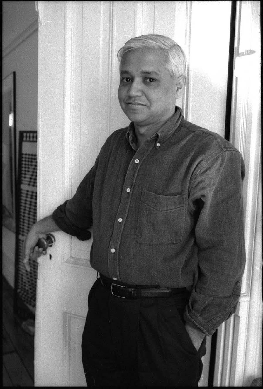 Amitav Ghosh, Brooklyn, N.Y, 1999