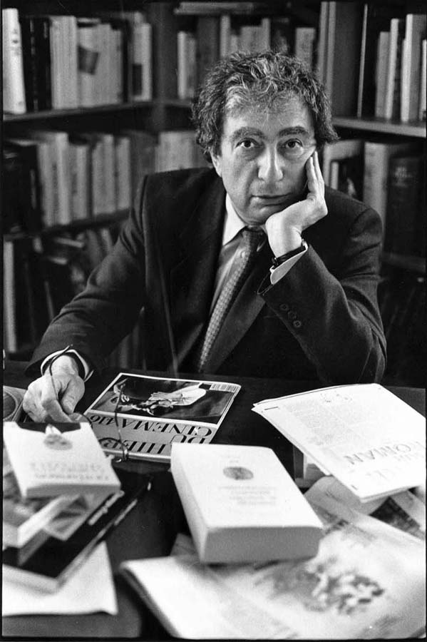 Bernard Frank, Paris, 1989