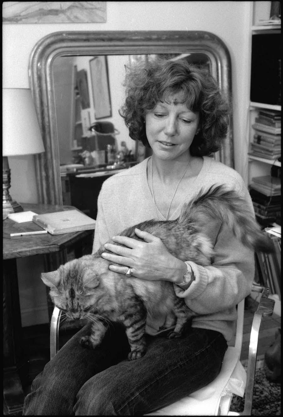 Anne Wiazemsky, Paris, 1993