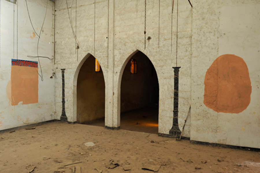 Former Chapel of the Prado, Marrakech, 2012