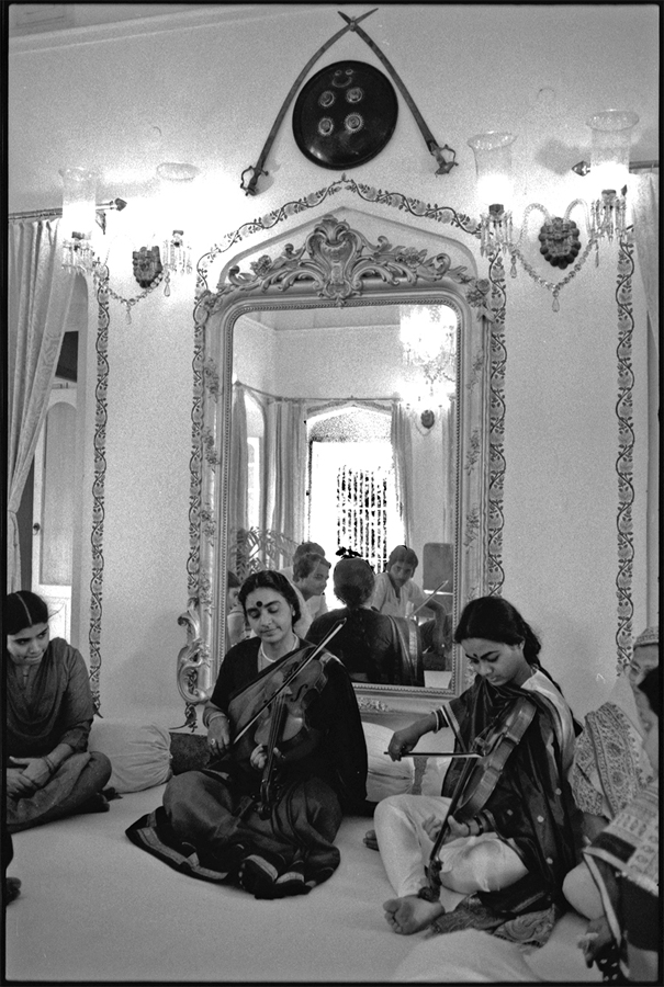 Music Room, Benares, 1986