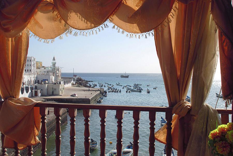 Mukalla, Hadramawt, Yemen, 2007