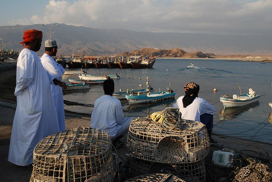 Mirbat, Dhofar, Oman, 2007
