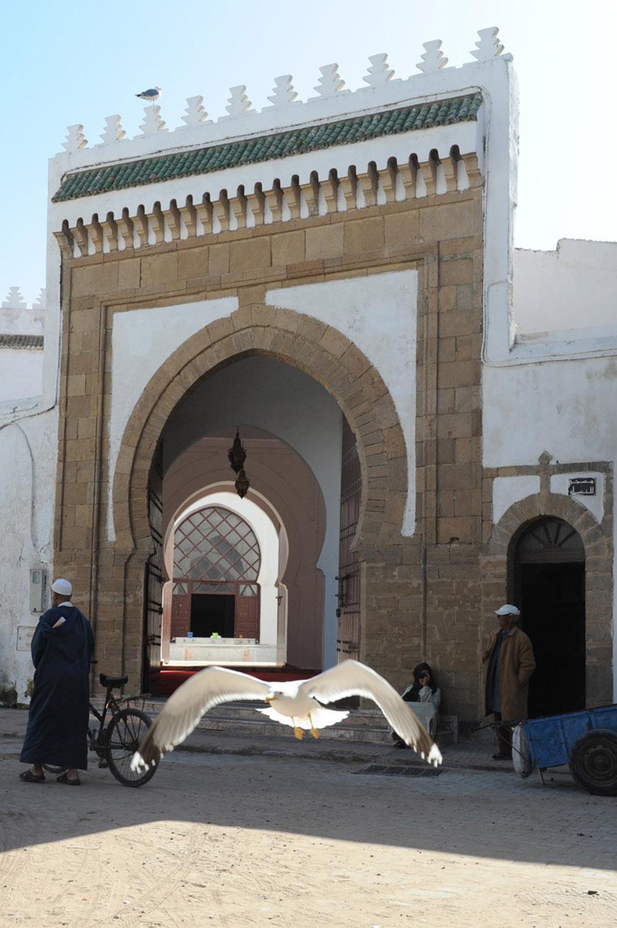 Sidi Ben Youssef Mosque, Essaouira, 2012