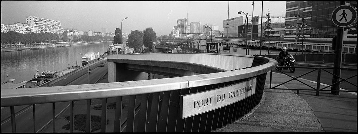 Pont du Garigliano, 2000