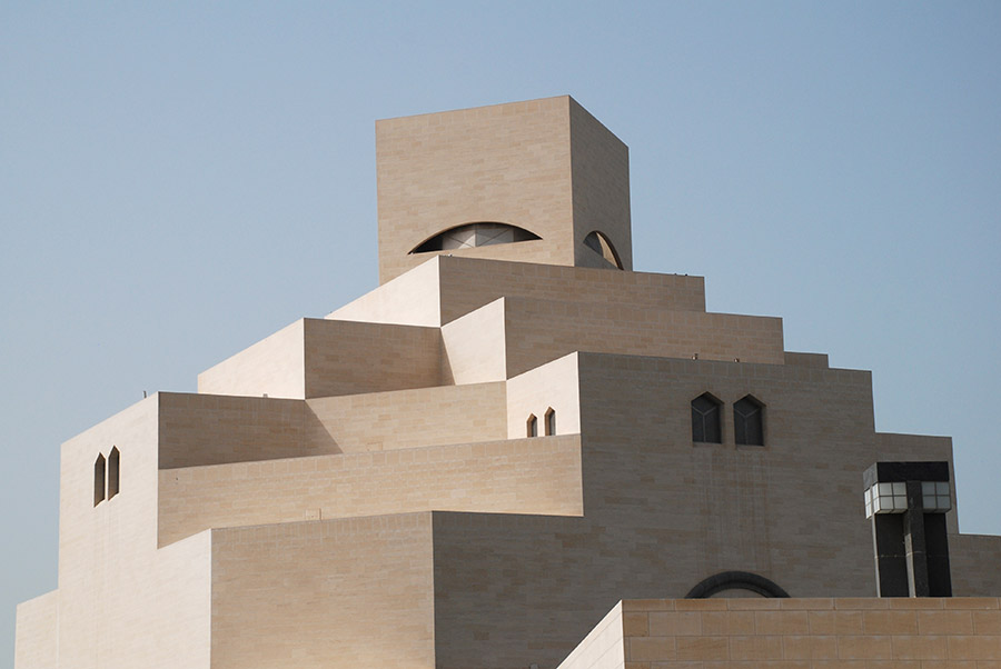 Museum of Islamic Art (MIA), Doha, Qatar, 2009