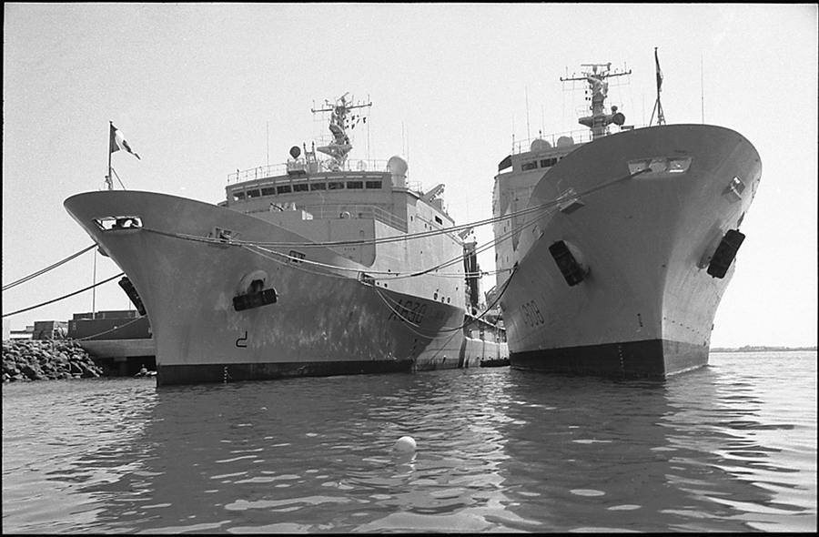 BCR VAR and BCR MARNE, Djibouti