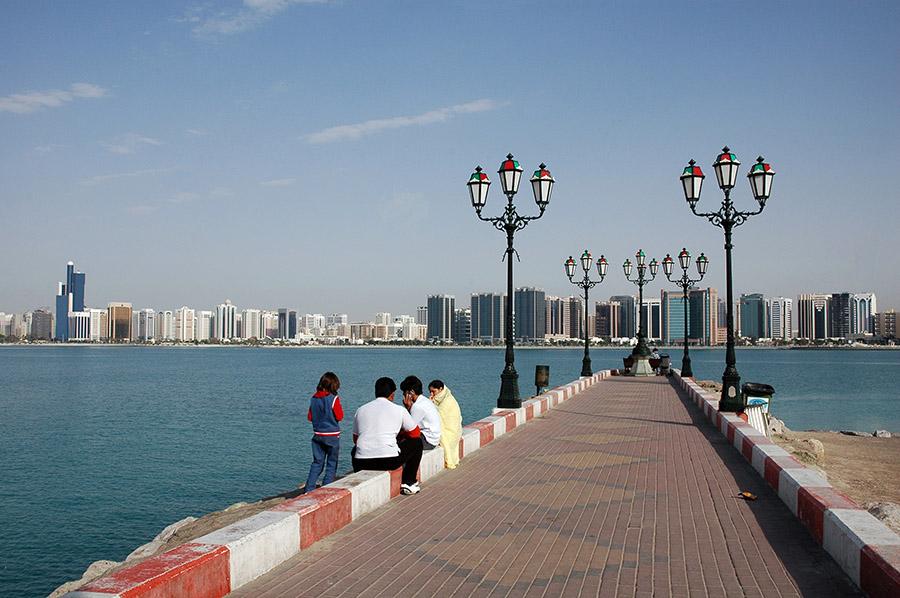 Abu Dhabi, 2006