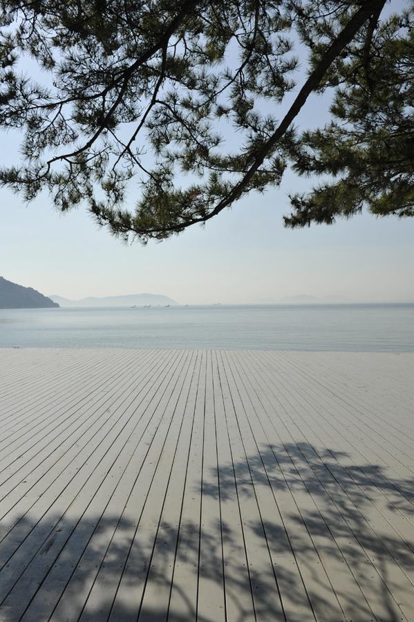 Benesse Park, Naoshima, Japan, 2015